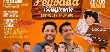 Sertanezina promove campanha para compra de prótese