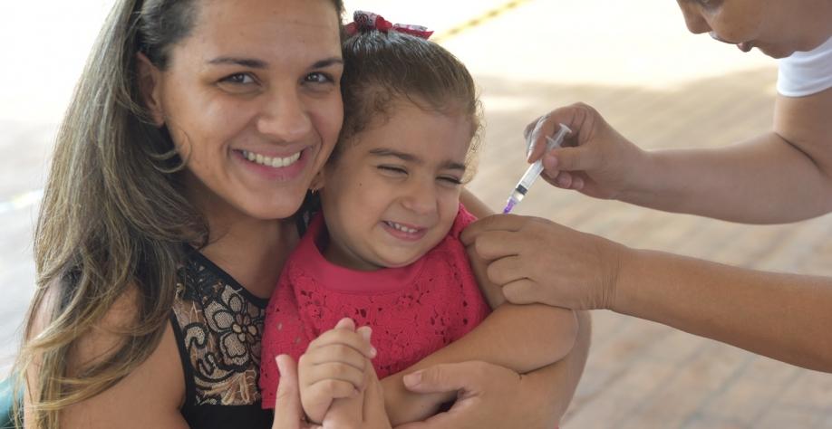 Vacinação contra a Gripe segue até 31 de maio