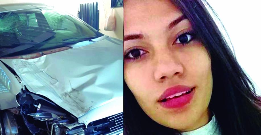 Motorista atropela e mata jovem motociclista