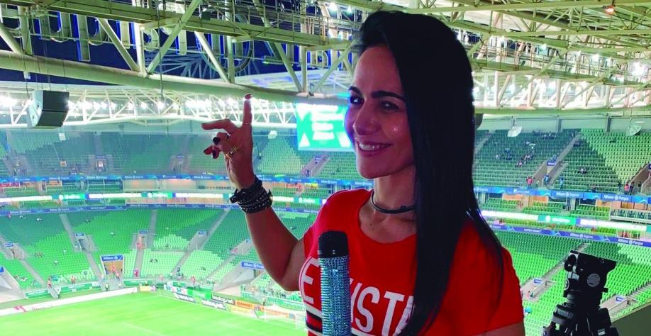 Dra Rita registra vitória do Verdão!