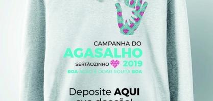 Campanha do Agasalho 2019 é lançada oficialmente; população já pode realizar doações
