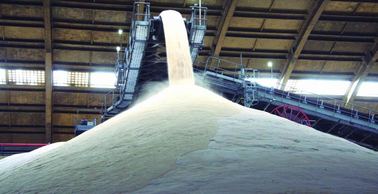 Produção de açúcar deve aumentar, diz USDA