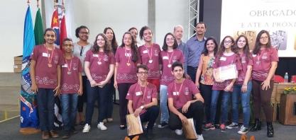 Educação de Sertãozinho se destaca nas premiações da Olimpíada Brasileira de Matemática