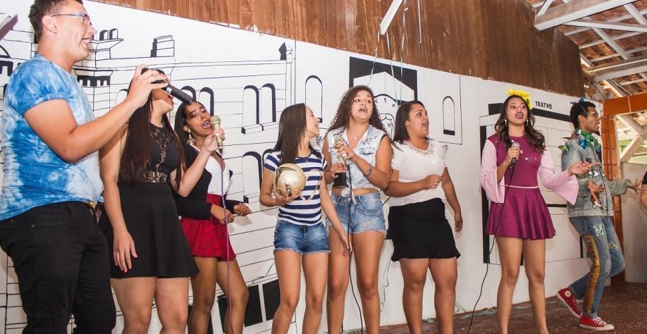A música como atividade pedagógica