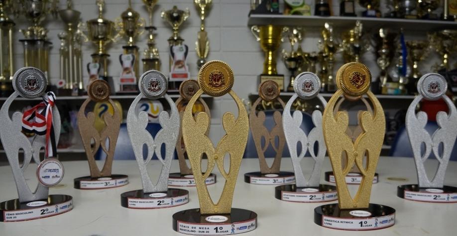 Sertãozinho sobe na classificação geral dos Jogos Regionais