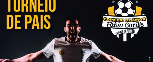 """Abertas inscrições para a Copa """"Pai de Amor"""""""