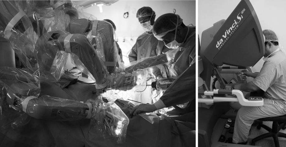 Hospital São Lucas de Ribeirão Preto realizou a primeira cirurgia robótica da cidade e região