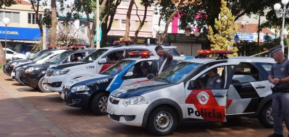 Parceria da Guarda Civil Municipal com a Polícia Militar faz de Sertãozinho uma cidade cada vez mais segura