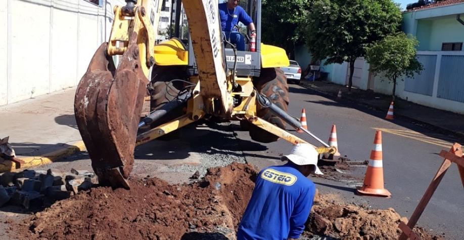 SAEMAS trabalha em melhorias no abastecimento em bairros da cidade