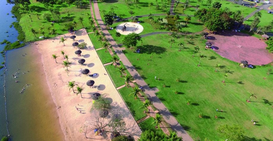"""Parque Ecológico """"Gustavo Simioni"""" será reaberto a partir de quarta-feira, 16"""