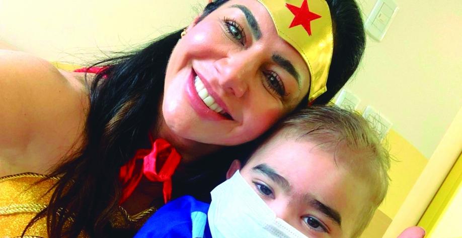 """Dra Rita visita vai à Barretos e leva doações da 1ª """"Copa Pai de Amor"""""""