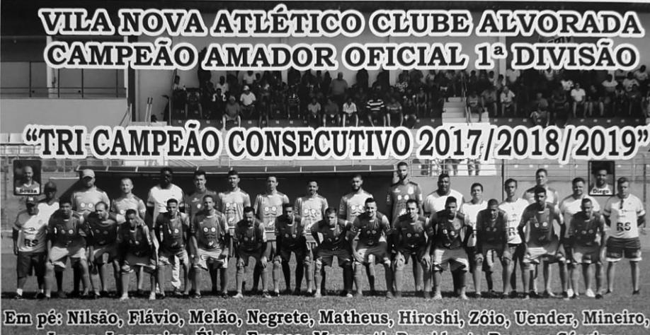 Campeonato Amador 1ª e 3ª Divisão, Máster e Sênior