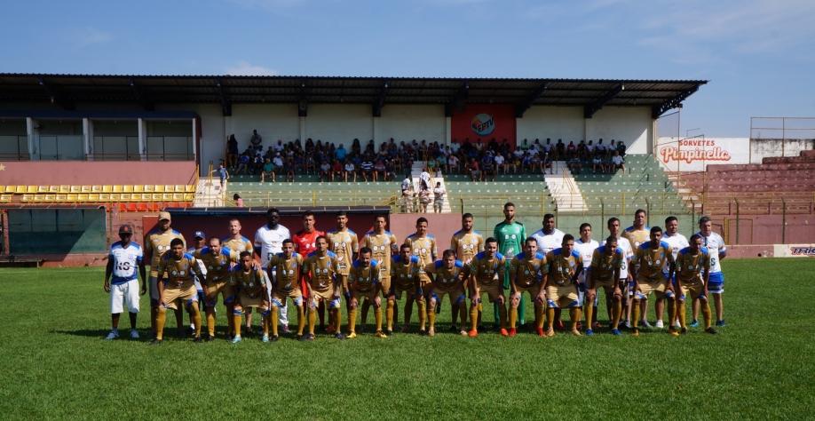 Vila Nova vence o União nos pênaltis e conquista o tricampeonato Amador da 1ª Divisão