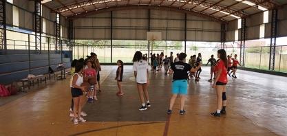 Venha ser mais um atleta do Basquete em Sertãozinho