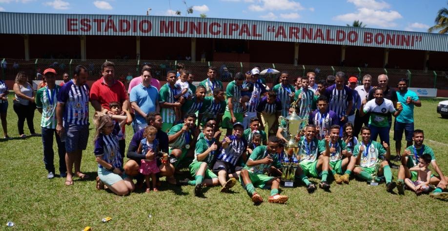 Pesca City conquista o título da 2ª Divisão do Campeonato de Futebol Amador