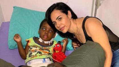 Dra Rita apresenta a história de duas crianças que necessitam de ajuda