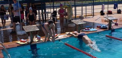 Prefeitura Municipal oferece aulas gratuitas de natação e hidroginástica