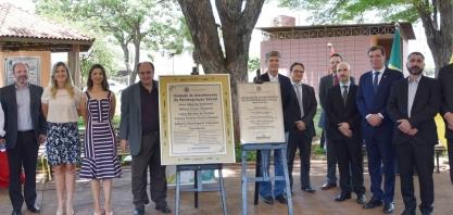 Unidade de Atendimento de Reintegração Social é inaugurada em Sertãozinho