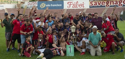 São Paulinho conquista mais um título da categoria Máster principal