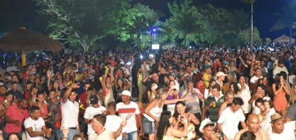 Réveillon na Praia Sertãozinho 2020 fortalece o turismo e reúne cerca de 7 mil pessoas