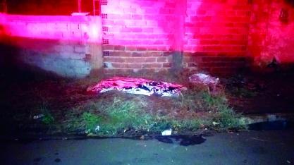 Jovem é morto a tiros no Jardim Santa Marta em Sertãozinho