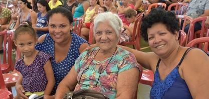 Habitação: beneficiários de Cruz das Posses conhecem endereços de suas novas casas