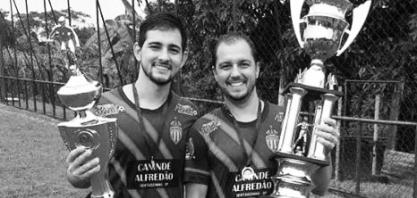 9º Campeonato de futebol Canindé Alfredão A equipe do Mônaco foi a grande campeã da temporada 2019
