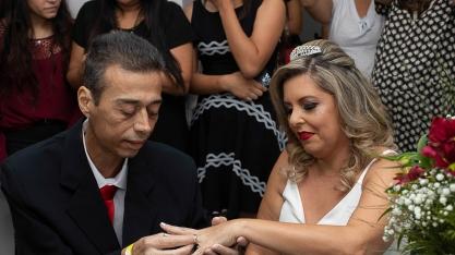 Casamento no Hospital Ribeirânia
