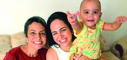 Dra Rita apresenta a história de Gilza: a grávida que enfrentou um câncer durante a gestação