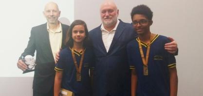 Alunos da Rede Municipal de Ensino são medalha de bronze em Olimpíada de Física