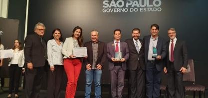 """Sertãozinho recebe o Troféu """"Franco Montoro"""" e é o 13º no ranking do Programa """"Município VerdeAzul"""""""