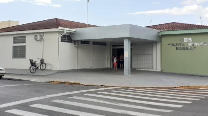 """Entrega das obras de reforma e ampliação da UBS """"Olivia Mendes Mossin"""" acontece neste sábado, 14"""
