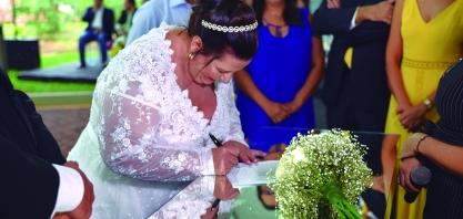 Inscrições para o Casamento Comunitário terminam dia 13