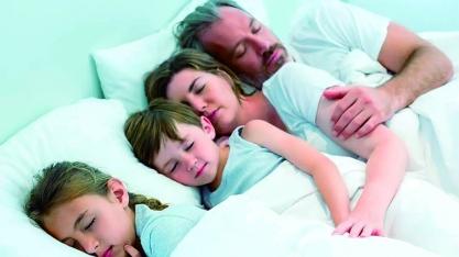 Dormir bem faz bem!
