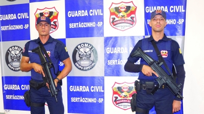 Sertãozinho registra nova queda nos índices de criminalidade