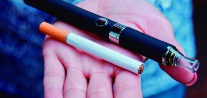 Cigarro eletrônico mata mais que nicotina