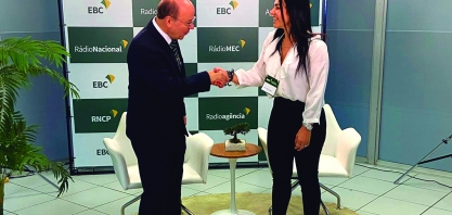 STZ TV recebe equipamentos da EBC/TV Brasil