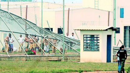 Oito presos fogem do Centro de Progressão Penitenciária de Jardinópolis