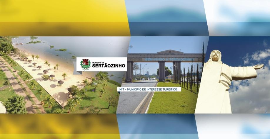 Sertãozinho terá Audiência Pública online de revisão do Plano de Desenvolvimento Turístico