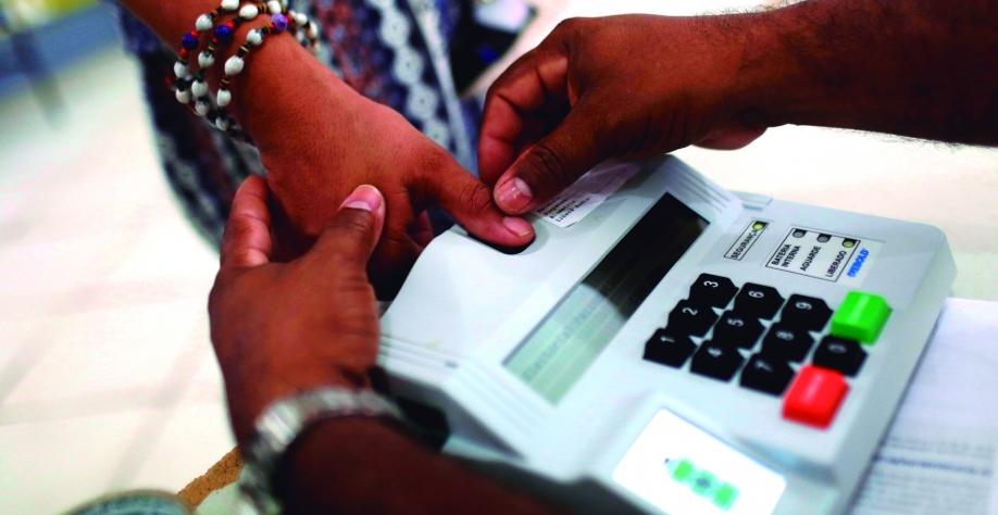 TSE barra biometria nas eleições municipais