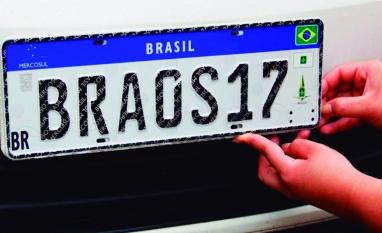 Placa Mercosul: preciso trocar a minha placa?