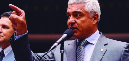 Major Olímpio visita Sertãozinho e manda recado ao Governador João Dória