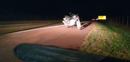 Motociclista colide com cavalo e morre na rodovia Maurílio Biagi, em Sertãozinho