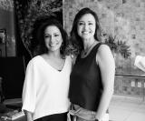 Ana Carolina Ribeiro e Tatiana Comachio