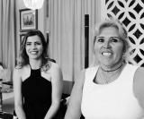 Rafaela Furtado e Monica Ciconelli