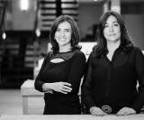 Mônica Barcellos e Renata Afonso