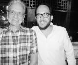 Sogro e genro: Fabio Eduardo Musa e Licio Cintra