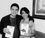Paulo Roberto Bianchi Filho e Fernanda Araújo Silva