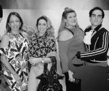 Elas prestigiam todos eventos da cidade: Heloisa Pedrosa, Lica Gimenes e Vick Santana