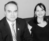 Rodrigo e Alessandra Simões